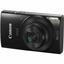 Canon Ixus Ixus 180 Black, crna, 20Mpx, 10x opt. 24-240mm f3-6.9 LCD, 12mj