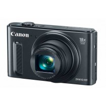 Canon PowerShot SX610 HS, crna, 20.2Mpx, 18x opt. 25-450mm f3.8-6.9, WL, 12mj
