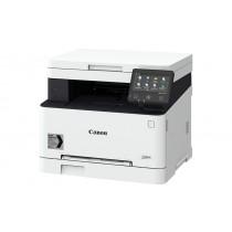 Canon i-SENSYS MF641Cw, 3102C015AA, print, scan, copy, laser, color, A4, USB, LAN, WL, 4-bojni, bijela, 12mj