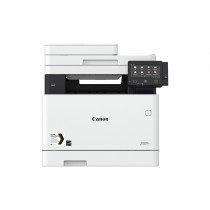 Canon i-SENSYS MF735Cx, print, scan, copy, fax, ADF-D, laser, color, A4, USB, LAN, WL, 4-bojni, bijela, 12mj
