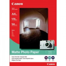 Papir Canon Matte Photo Paper MP101 - A4 - 50L (BS7981A005AA*)