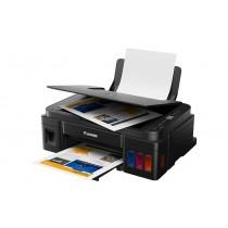 Canon Pixma G2411, print, scan, copy, tintni, color, A4, USB, 4-bojni, crna, 12mj, (2313C025AA)
