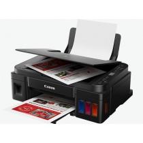 Canon Pixma G3411, print, scan, copy, tintni, color, A4, USB, WL, 4-bojni, crna, 12mj, (2315C025AA)