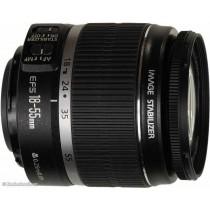 Objektiv Canon EF-S 18-55mm f/3.5-5.6 IS II, ø58mm, za Canon EFs, 12mj