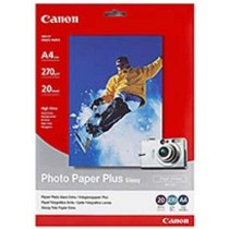 Papir Canon Photo Paper Plus II PP-201, A4, 20 listova, 260g/m2