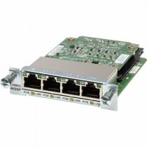 Cisco Switch Module FOUR PORT 10/100/1000 ETHERNET EHWIC-4ESG=