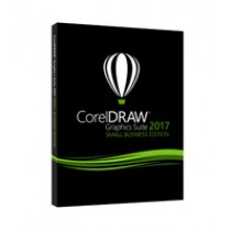 CorelDraw Graphics Suite 2017 Small Business Edition, EN, Retail, 3 Dev, Trajna, WIN, DVD