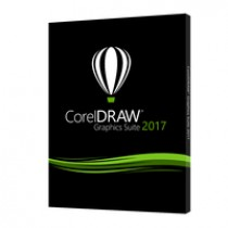 CorelDraw Graphics Suite 2017 UPGRADE, EN, Retail, 1 Usr, Trajna, WIN, DVD