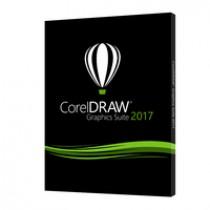 CorelDraw Graphics Suite 2017 UPGRADE, EN, Retail, 1 Usr, Trajna, WIN, DVD