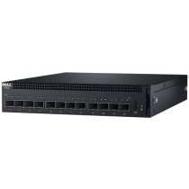 Switch Dell X4012, Gigabit, 12x, managed, 12x SFP+ 10G, crna