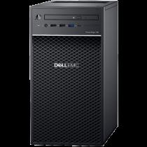 """Server Dell PowerEdge T40, S0225, 1x Intel Xeon E-2224G, 1x 1TB HDD 3.5"""" LFF, 8GB 300W, MT, 36mj (S0225)"""