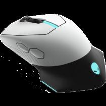 Miš Alienware 545-BBCN, Optički, USB wireless, crna, 24mj