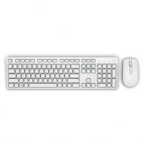 Tipkovnica Dell KM636, USB wireless, bijela, 12mj, UK/HR layout, (580-ADFP-09)