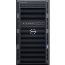 "Server Dell PowerEdge T130, FYH48, 1x Intel Xeon E3-1220v6, 1x 1TB HDD 3.5"" LFF, PERC H330, 8GB, LAN 2x, 1x 290W, Tower, 12mj"