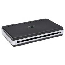 D-Link DPR-1061, print server, 1x LPT, 2x USB