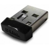 D-Link DWA-121 Wireless N USB Adapter, 802.11bgn, nano size