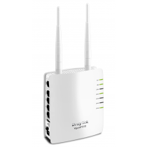 Wireless AP DrayTek Vigor AP-810, 802.11n, PoE, 4x 10/100, bijela