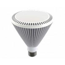 Žarulja EcoVision LED PAR30 E27, 12W, 2700-3000K - topla bijela, bijela (12W PAR 30 Spotlight)