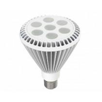 Žarulja EcoVision LED PAR30HP E27, 9W, 4000-4500K - neutralna bijela, bijela (9W PAR 30H Spotlight)