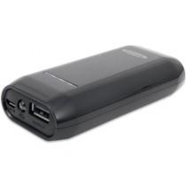 PowerBank Ednet 4400 mAh, crni (31886)
