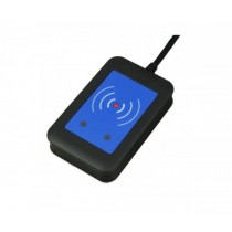 Čitač RFID USB, crna Elatec TWN4 MultiTech DT 125 kHz/134.2 kHz LF / 13.56 MHz HF (T4BT-FB2BEL4)