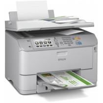 Epson WF-5690DWF, C11CD14301, print, scan, copy, fax, ADF, duplex, tintni, color, A4, USB, LAN, WL, 4-bojni, bijela, 12mj