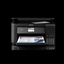 Epson L6160, C11CG21402, print, scan, copy, duplex, tintni, color, A4, USB, LAN, WL, 4-bojni, crna, 12mj