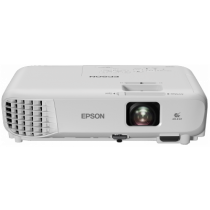 Projektor Epson EB-W05, 1280x800, 3300lm, bijela, 24mj, (V11H840040)