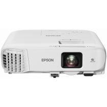 Projektor Epson EB-2142W, 1280x800, 4200lm, bijela, 60mj, (V11H875040)