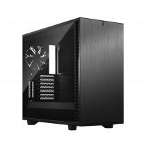 Kućište Fractal Design Define 7 Black TG Dark, crna, E-ATX, 24mj (FD-C-DEF7A-03)