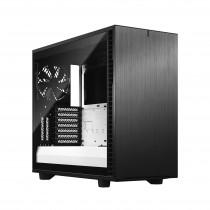 Kućište Fractal Design Define 7 Black White TG, crna, E-ATX, 24mj (FD-C-DEF7A-05)