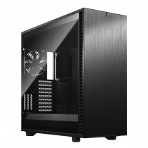 Kućište Fractal Design Define 7 XL TG Light, crna, E-ATX, 24mj (FD-C-DEF7X-02)