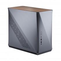 Kućište Fractal Design Era ITX Walnut Gray, crna, Mini ITX, 24mj (FD-CA-ERA-ITX-GY)