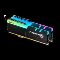 DDR4 16GB (2x8GB), DDR4 4000, CL18, DIMM 288-pin, G.Skill Trident Z RGB F4-4000C18D-16GTZRB, 36mj