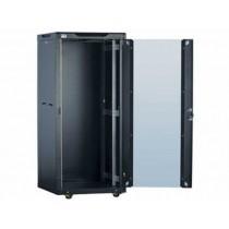 Ormar HCS C10-01668, 16U, 600(š)x800(d)x873(v) mm, crni (RAL 9005), komplet