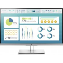 "Monitor HP 27"" EliteDisplay, E273, 1920x1080, LCD LED, IPS, 5ms, 178/178o, VGA, HDMI, DP, Lift, Pivot, srebrna, crna, 36mj, (1FH50AA)"