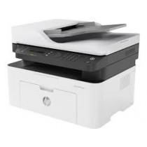 HP LaserJet Pro MFP 137fnw, print, scan, copy, fax, ADF, laser, A4, USB, LAN, WL, 1-bojni, bijela, 12mj, (4ZB84A)