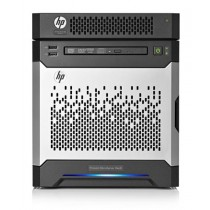 "Server HP Proliant MicroServer Gen10, 873830-421, 1x AMD Opteron X3216 0TB bez HDD 3.5"" LFF, 8GB, LAN 2x, 1x 150W, Micro Tower, 12mj"