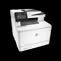 HP Color LaserJet Pro MFP M377dw, M5H23A, print, scan, copy, ADF, duplex, laser, color, A4, USB, LAN, WL, 4-bojni, bijela, 12mj