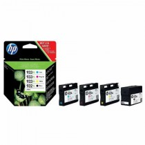 Tinta HP 932XL Black/933XL Cyan/Magenta/Yellow 4 pack (C2P42AE)