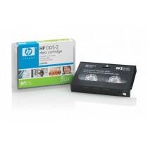 HP DDS-2, DDS-2 8 GB Data Cartridge (120m), 4GB, (C5707A)