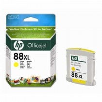 Tinta HP 88XL C9393AE, žuta, yellow, 17ml