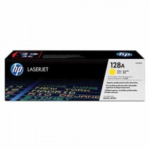 Toner HP 128A, CE322A, žuti, yellow, 1300str.