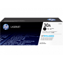 Toner HP 30A Black Original LaserJet Toner Cartridge (CF230A)
