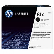 Toner HP 81X High Yield Black Original LaserJet Toner (CF281X)