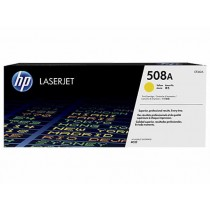 Toner HP 508A, Yellow, CF362A