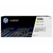 Toner HP 508X, Yellow, CF362X