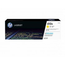 Toner HP 410X High Yield Yellow CF412X