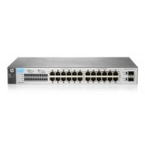 HP 1810-24 Switch 22x10/100Mbps + 2x SFP (J9801A)