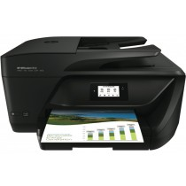HP Officejet 6950 All-in-One Printer, P4C78A, print, scan, copy, fax, ADF, duplex, tintni, color, A4, USB, WL, 4-bojni, crna, 12mj